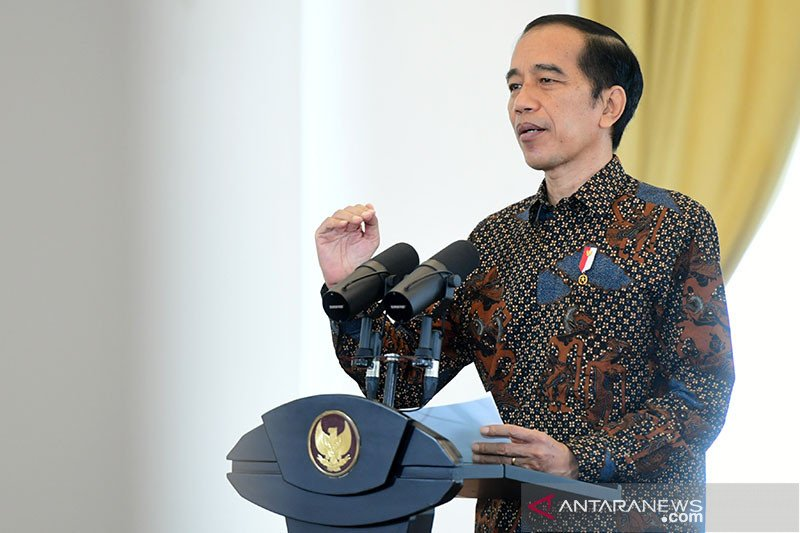 Presiden apresiasi BKPM terus lakukan percepatan proses investasi