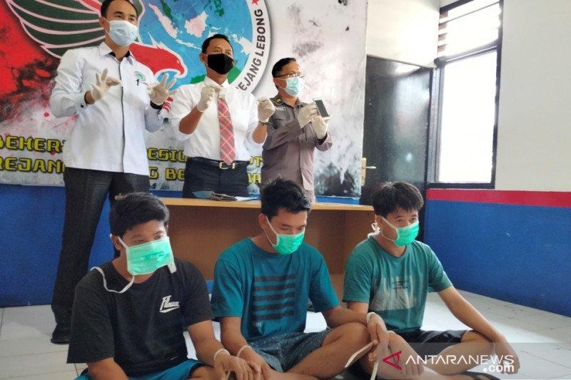 Polisi tangkap pengedar ekstasi khusus acara hajatan