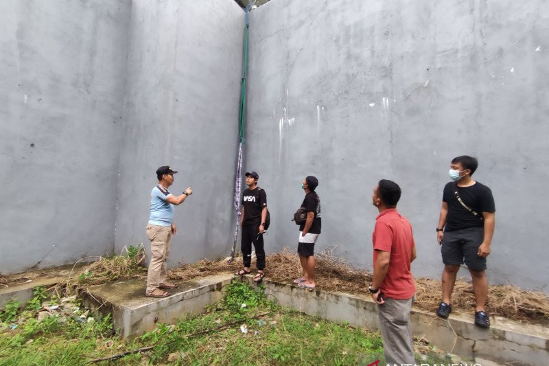 Dua napi Lapas Kelas II B Tanjung Pandan kabur dari tahanan