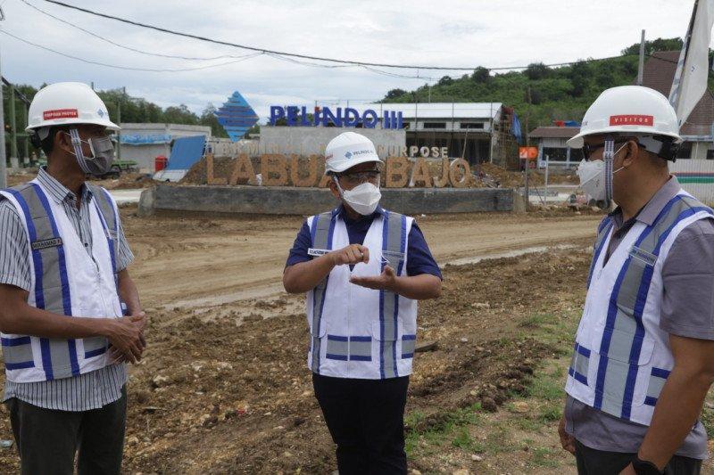 Pelindo III percepat pembangunan terminal serbaguna di Labuan Bajo