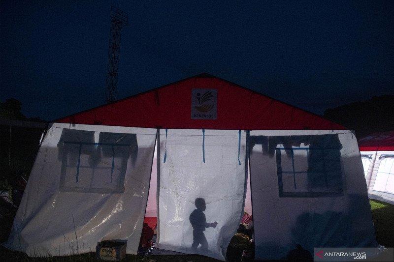 Dinkes Sulbar turunkan tim pantau penerapan prokes di pengungsian