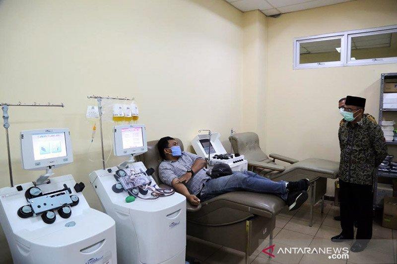 Menko PMK imbau penyintas COVID-19 donorkan plasma konvalesen