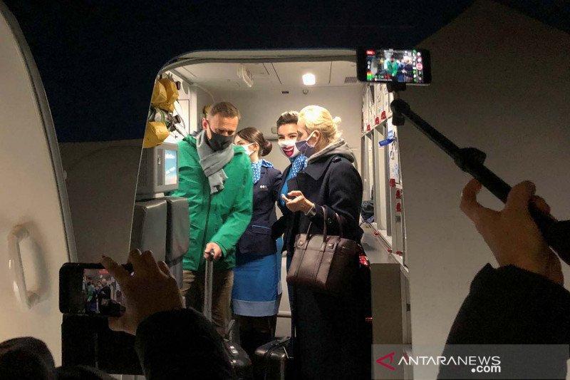 Pengadilan Rusia tolak permohonan banding hukuman Navalny