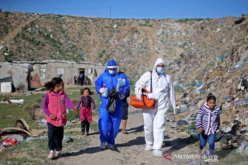 Bank Dunia: rencana vaksinasi COVID Palestina alami kekurangan dana