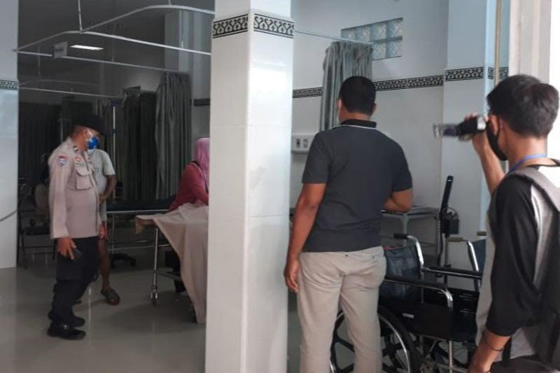 Seorang anak di Palangka Raya ditemukan tewas tenggelam di kolam ikan