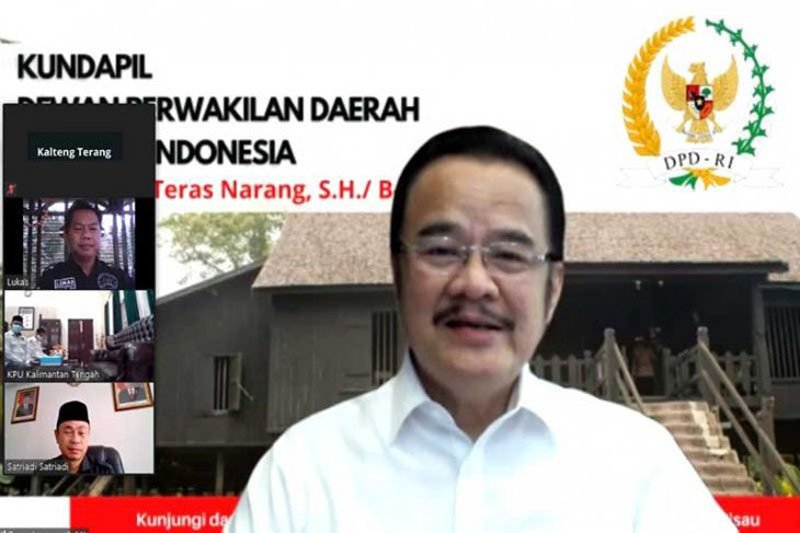 Komite I DPD usulkan Pilkada dibiayai APBN