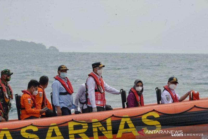 SAR gabungan kumpulkan 14 kantong jenazah korban SJ-182 hari ke-11