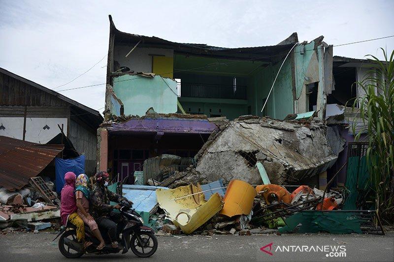BNPB catat 154 bencana alam di Indonesia pada awal 2021