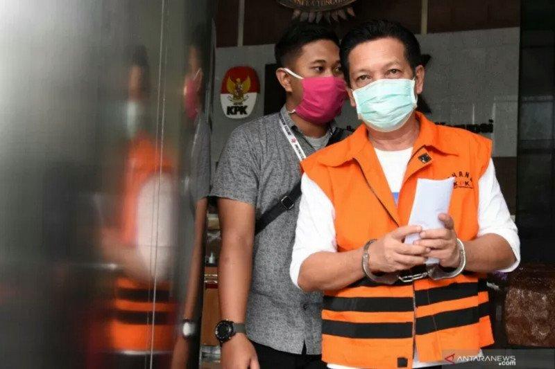 Mantan Ketua DPRD Muara Enim Sumsel divonis lima tahun penjara