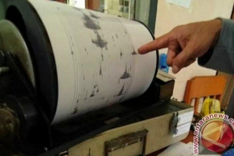 LIPI: Perulangan gempa merusak 5,6 bulan sekali