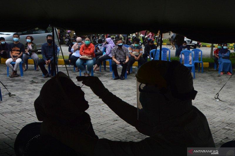 Indonesia sumbang 0,98 persen kasus COVID-19 dunia