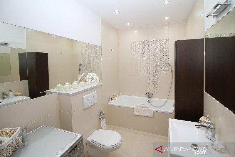 Gaya hidup higienis bisa dimulai dari toilet rumah