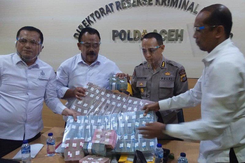 Kejari Aceh Timur teliti berkas perkara korupsi PT KAI