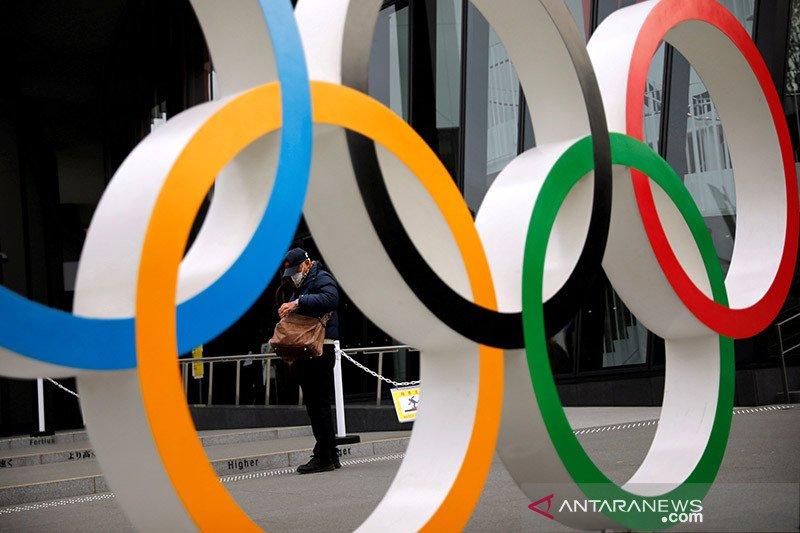 Distribusi vaksin bukan prasyarat Olimpiade, kata pejabat Jepang