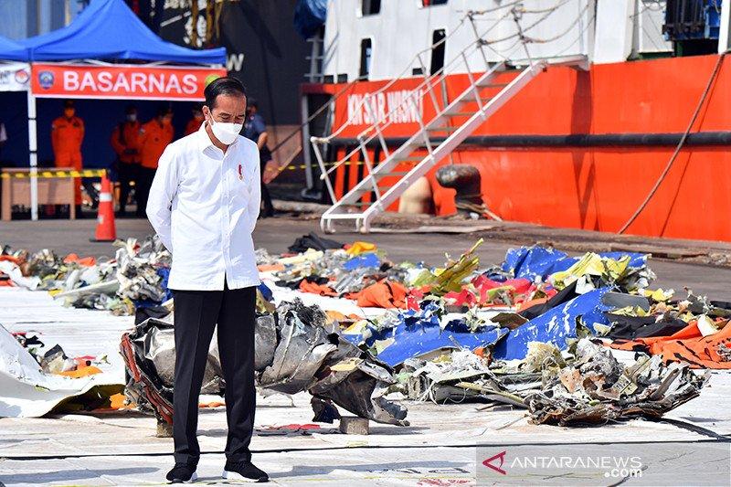 Presiden Jokowi : Keselamatan penumpang adalah hal utama
