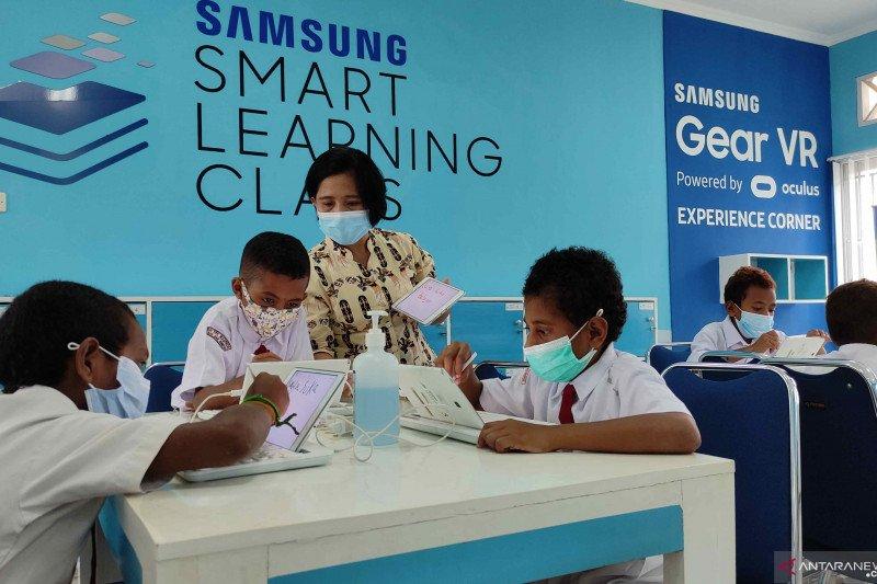 Samsung fasilitasi pelatihan teknologi di Biak, Papua