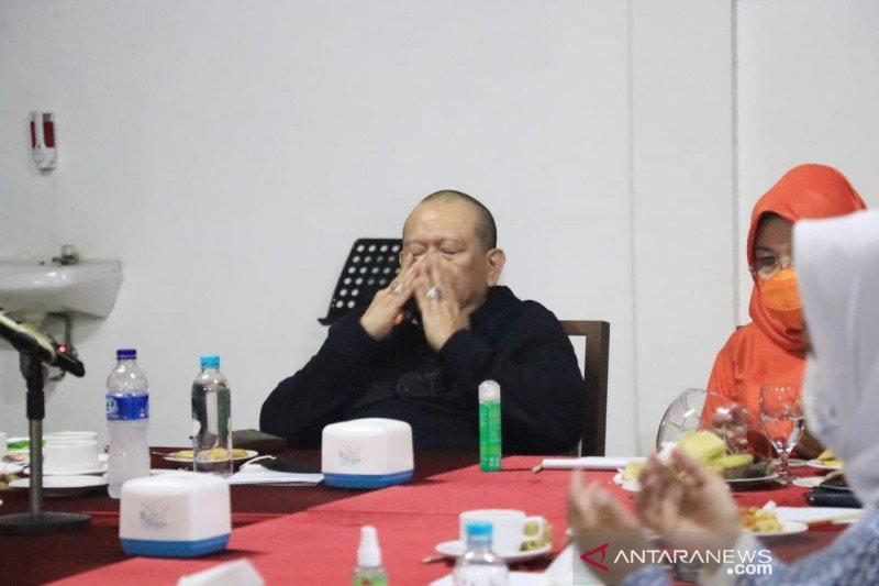 Ketua DPD RI ajak masyarakat lebih waspada di tengah kepungan bencana