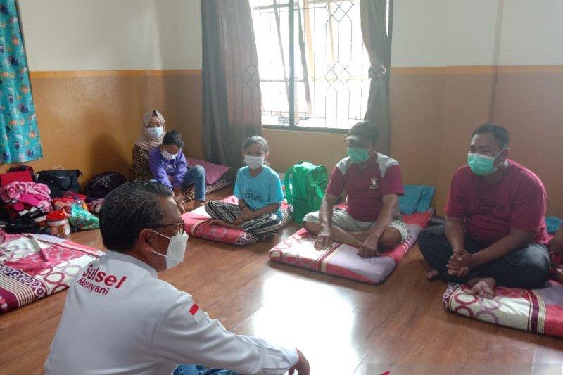 Pemprov Sulsel akan pulangkan pengungsi Sulbar ke Jawa