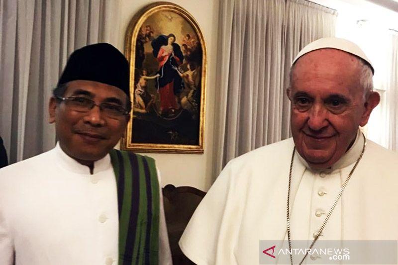Katib Aam PB NU dijadwalkan tampil di Konferensi Internasional Vatikan