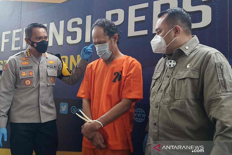 Polresta Cirebon tangkap predator seksual dengan korban 13 anak