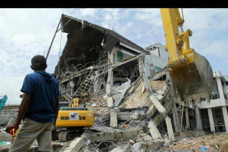BNPB sudah ingatkan ancaman gempa berskala besar di Sulbar pada 2019
