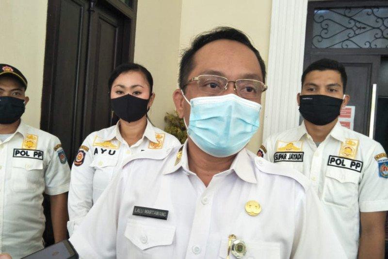 Pemkot: penutupan simulasi PTM di Mataram harus dari gugus COVID-19
