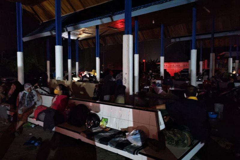 Kemenhub dirikan posko dan salurkan bantuan untuk korban gempa Sulawesi Barat