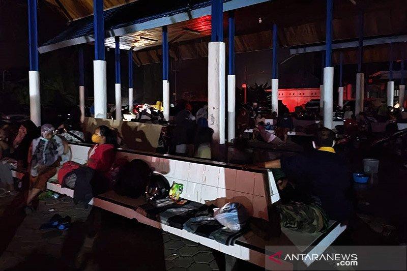 Kemenhub dirikan posko dan salurkan bantuan untuk korban gempa Sulbar