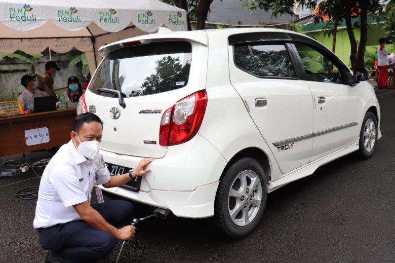 Wakil Wali Kota Jaksel ingatkan warga segera uji emisi kendaraan