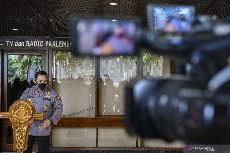 DPR gelar Paripurna Kamis siang ambil keputusan terkait calon Kapolri