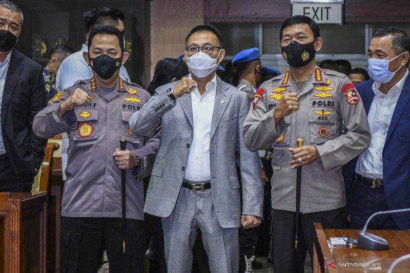 Anggota DPR: Listyo harus jadikan Polri sebagai sahabat rakyat