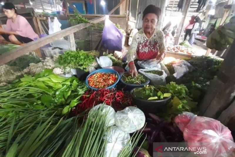 Banjir tak pengaruhi ketersediaan bahan pokok di Tanah Bumbu