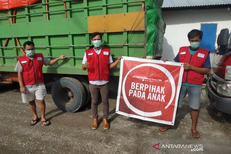 YSTC kirim bantuan paket hunian untuk penyintas gempa Sulbar