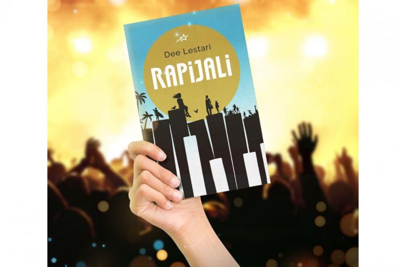 """Dee Lestari bakal hadirkan novel baru """"RAPIJALI"""" dalam dua versi"""