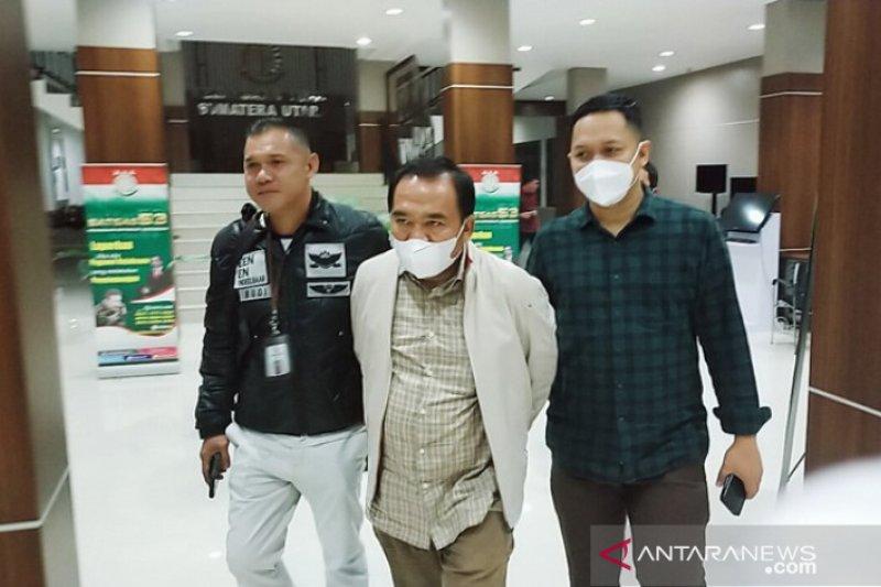 Tim Tabur tangkap Ketua Inkindo Sumut Pendi Sebayang