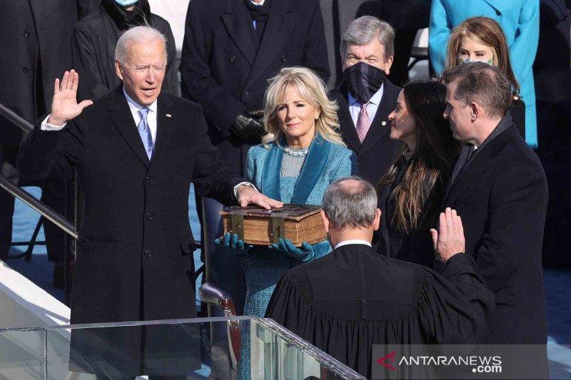 Indonesia ucapkan selamat kepada Presiden AS Joe Biden