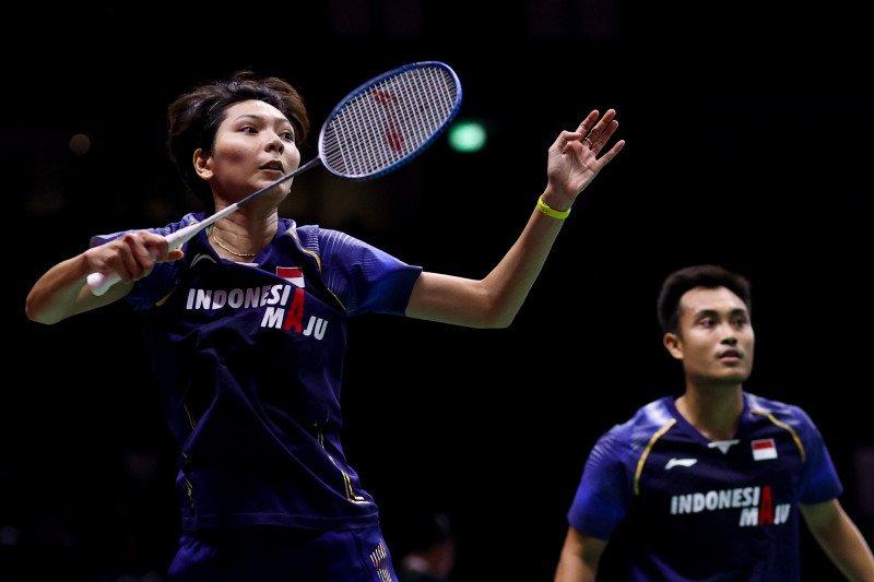 Hafiz/Gloria percaya diri hadapi perempat final Thailand Open II