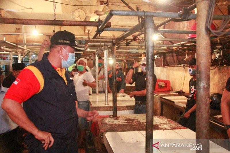 Kota Bekasi minta pemerintah normalkan harga daging