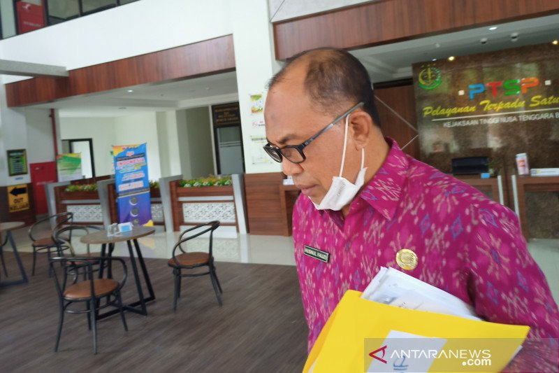 Penunjukan langsung pengadaan padi miliaran rupiah sesuai aturan