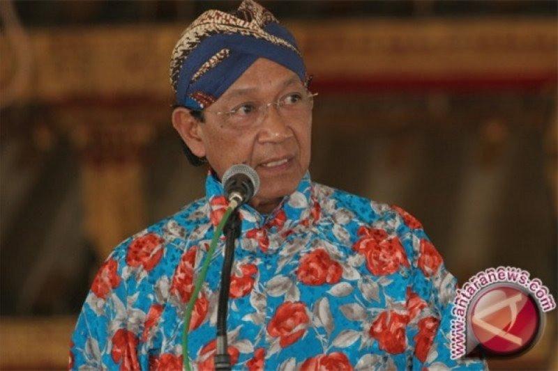 Sultan HB X sebut pemecatan dua adiknya karena lima tahun tidak aktif