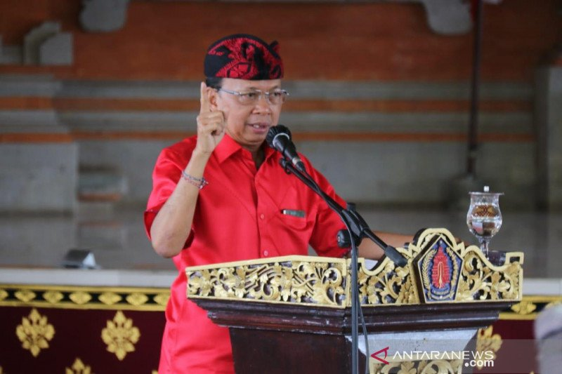 Gubernur: Pusat Kebudayaan Bali jadi mahakarya monumental