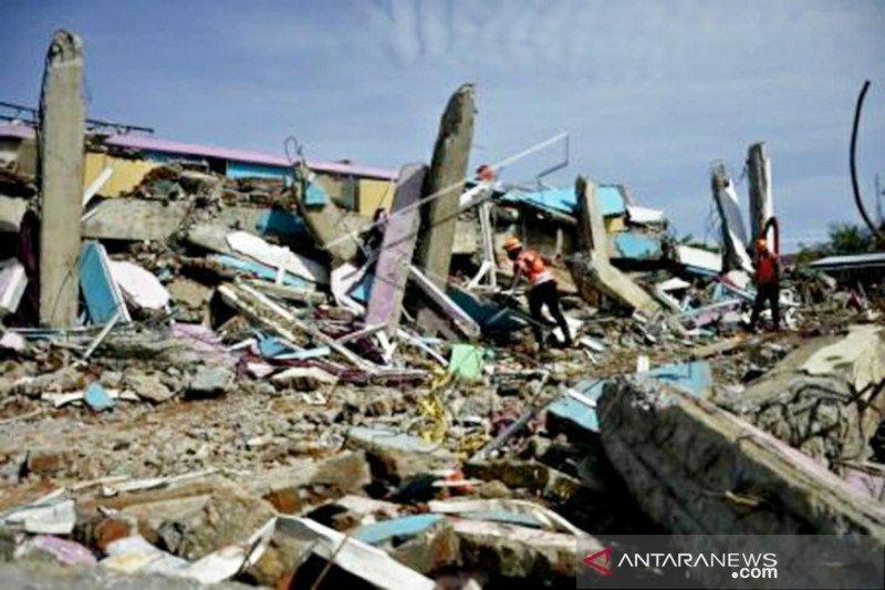 Pemda terdampak gempa Sulbar diminta cepat data rumah rusak