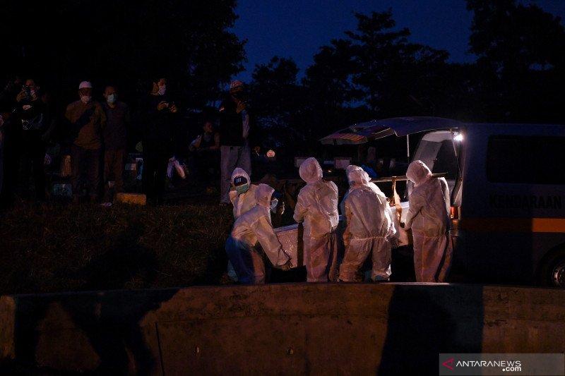 Pertambahan kasus COVID-19 di Jakarta pada Jumat pecahkan rekor
