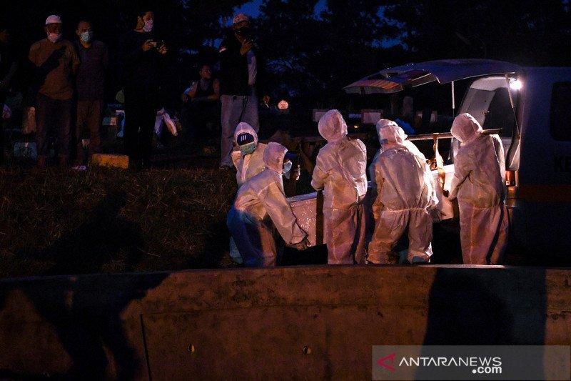 Pasien sembuh COVID-19 di DKI Jakarta bertambah 2.504