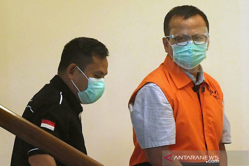 KPK konfirmasi Edhy Prabowo barang bukti uang yang telah disita