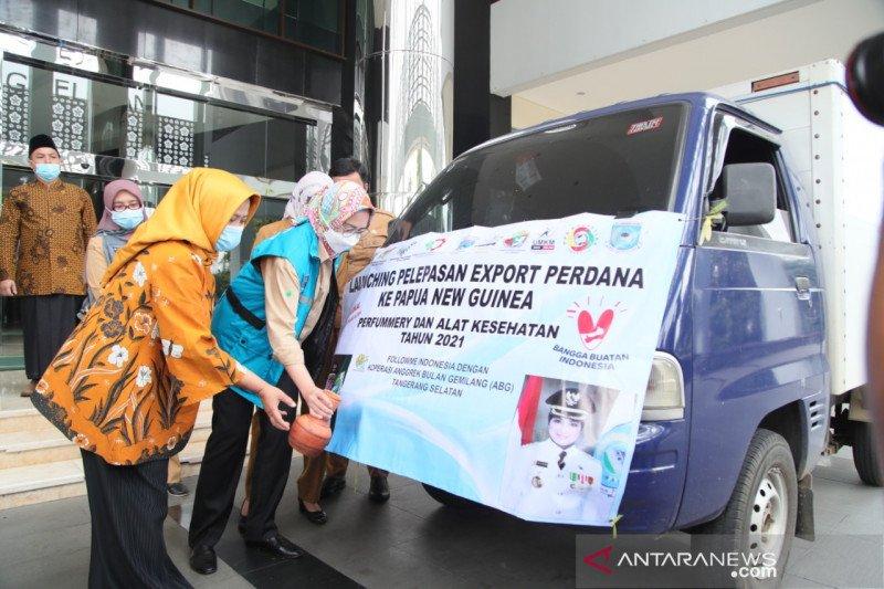 Koperasi di Tangerang selatan ekspor produk UKM ke Papua Nugini