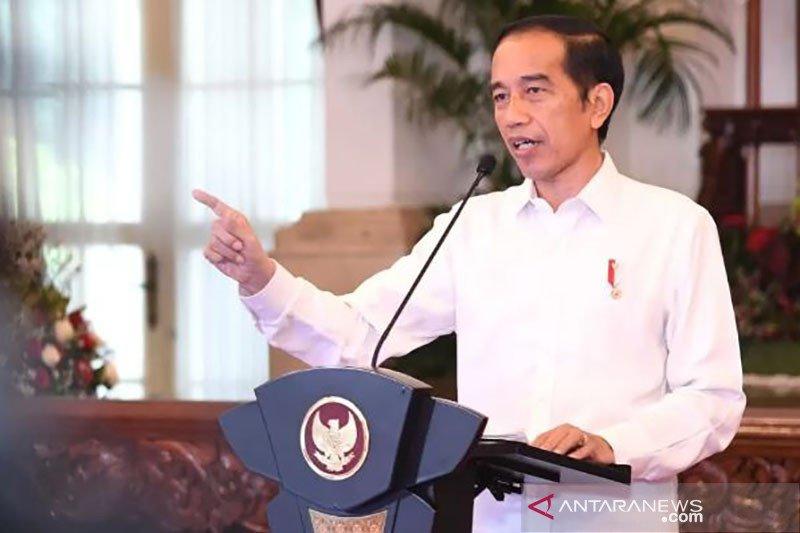 Presiden Jokowi sebut Indonesia punya kekuatan