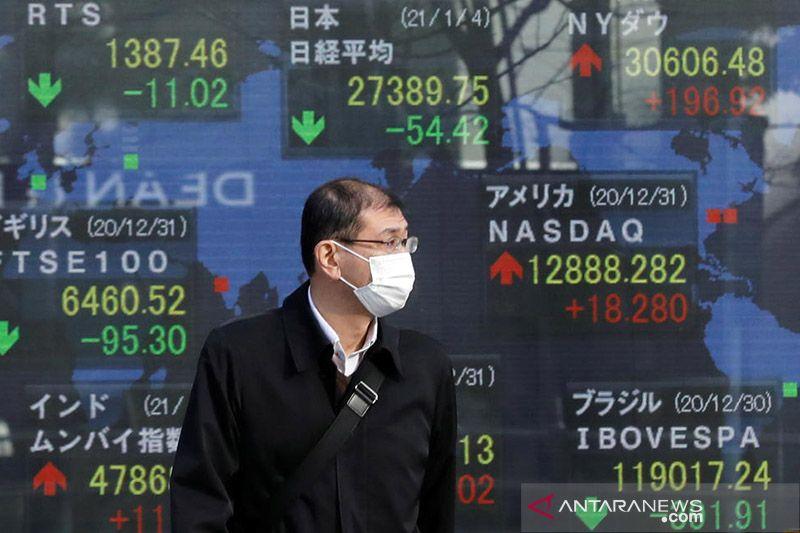 Saham Tokyo ditutup lebih tinggi didukung penguatan saham teknologi