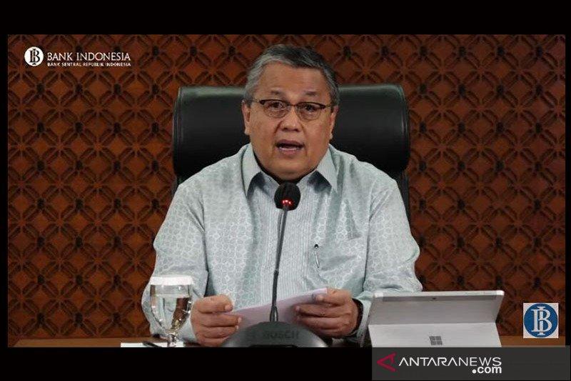 Perry Warjiyo: BI beli SBN pemerintah Rp13,66 triliun hingga awal 2021
