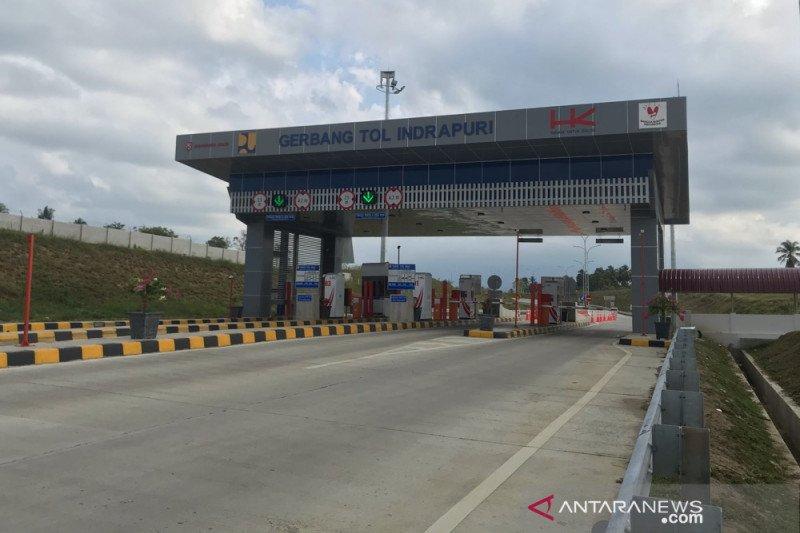 Seksi tiga Tol Sibanceh tinggal tunggu izin operasi